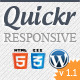 Quickr – WordPress Responsive HTML 5 Premium Template - ThemeForest Item for Sale