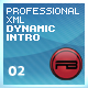 Professional XML dynamic intro 02 - ActiveDen Item for Sale