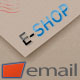 E-SHOP – Email Template  Free Download