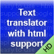 google text translator V1.0 - ActiveDen Item for Sale