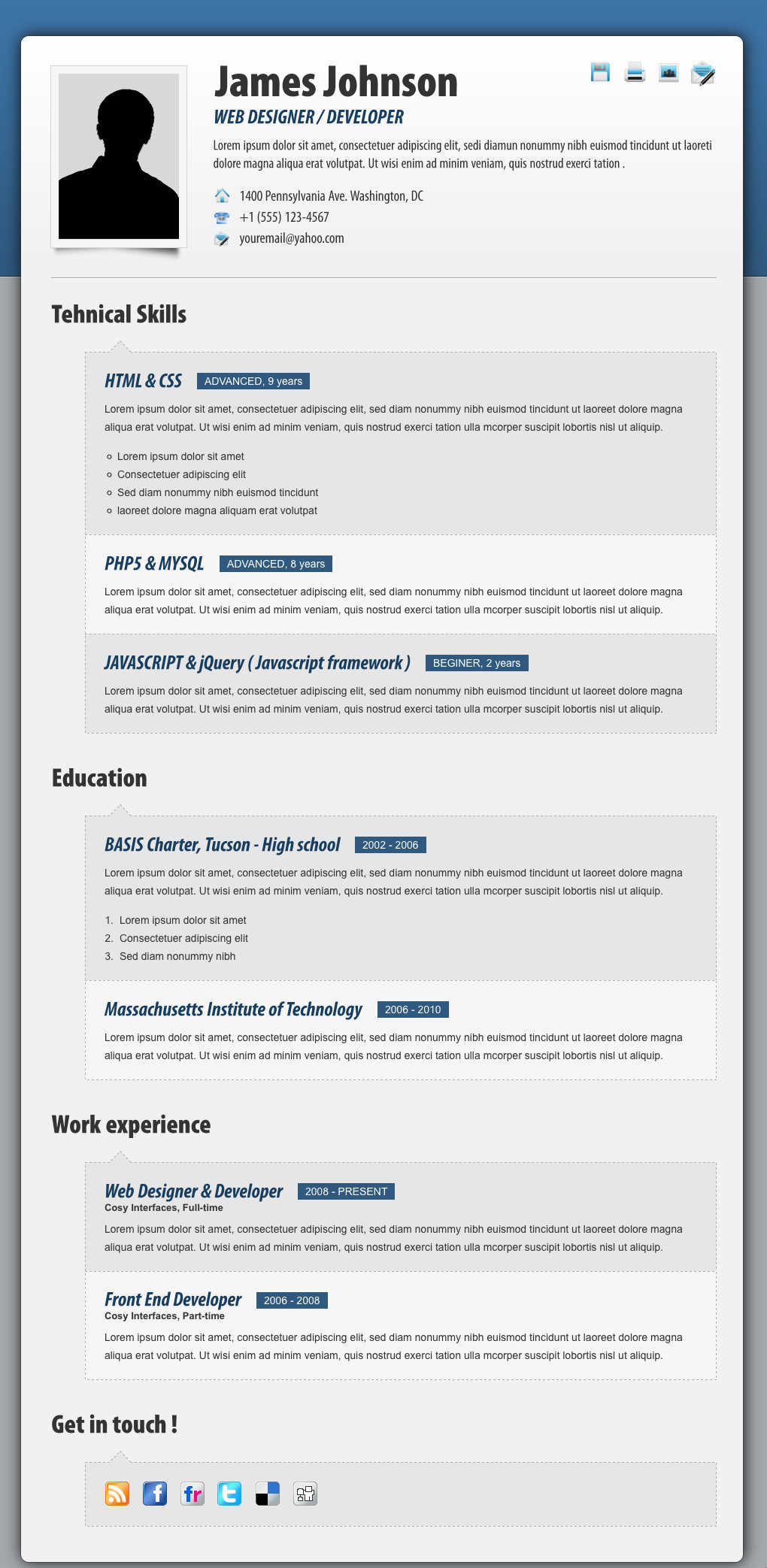 fancy resumes cover letter resume pdf template job resume template ...