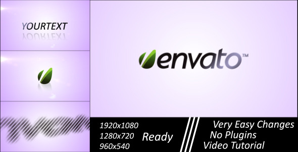 After Effects Project - VideoHive Elegant Rotation Logo Reveal 2413697