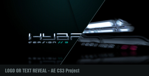 After Effects Project - VideoHive Hybrid 3 273607