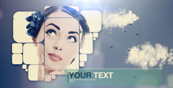 After Effects Project - VideoHive Look Up 2433415