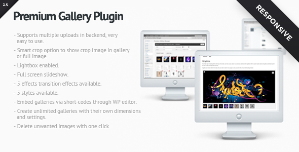 CodeCanyon Premium Gallery Manager 200999