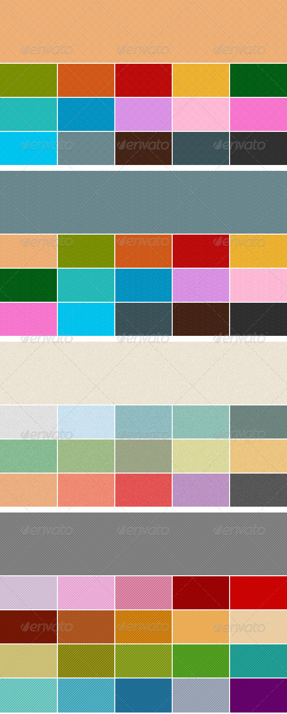 GraphicRiver Pack of Patterns 274011