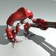 Robot Model - 3DOcean Item for Sale