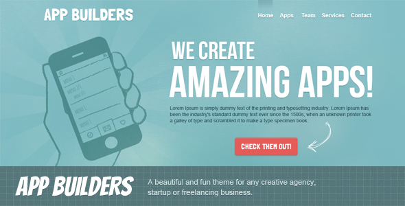 App Builders - Business Corporate