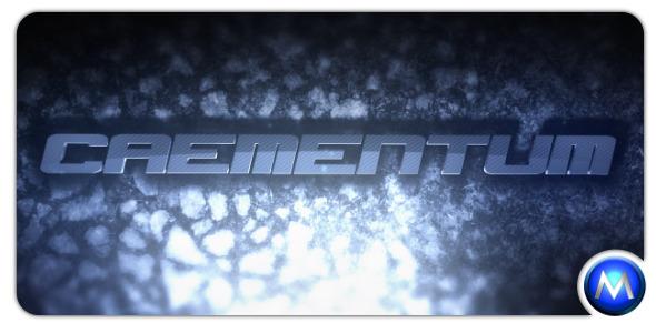 VideoHive Caementum Title Logo Opener 2439505