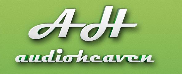 Audio heaven logo main