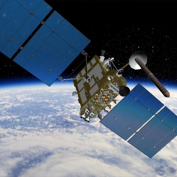 3DOcean Glonass Satellite 2441033