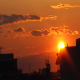 City Gold Sunset - VideoHive Item for Sale