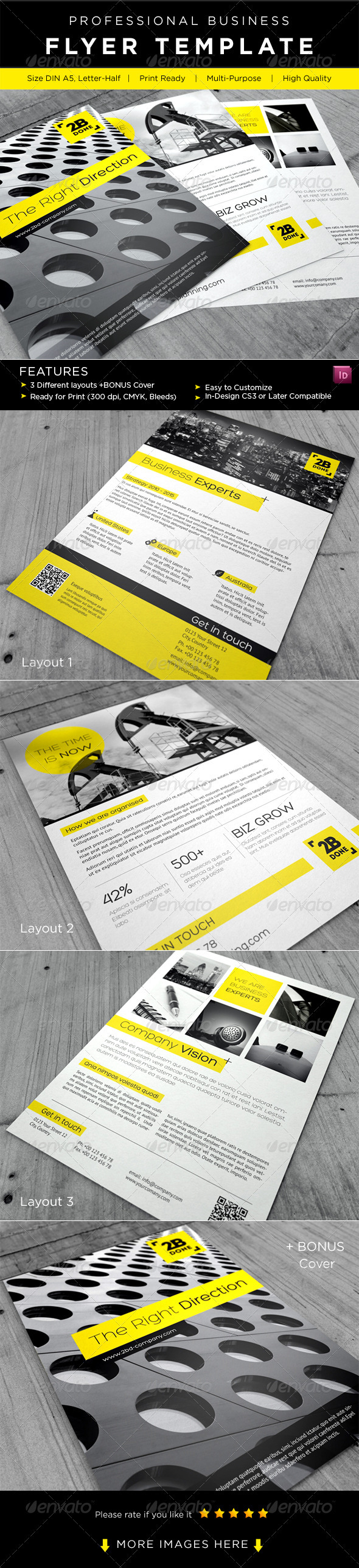 Business Flyer AD Template