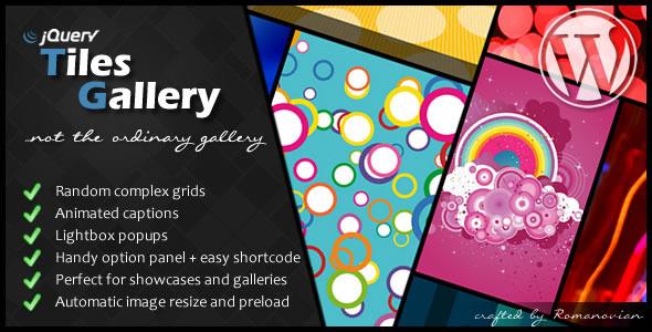 CodeCanyon Tiles Gallery 2380148