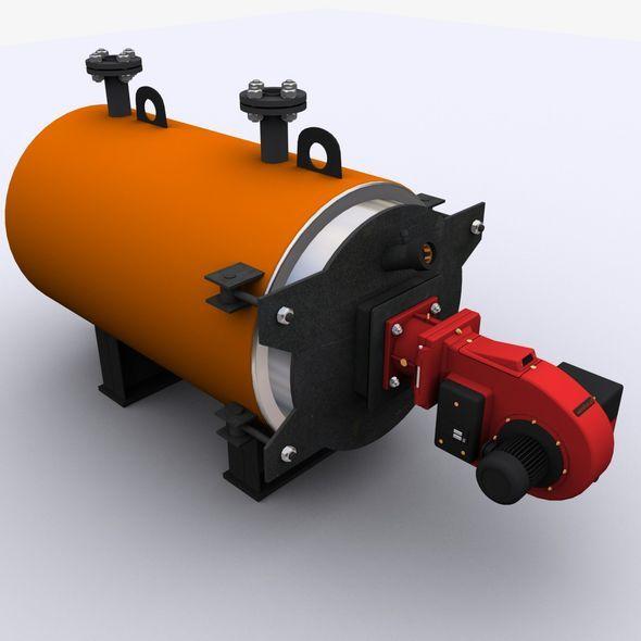 3DOcean Gas Boiler 2446822