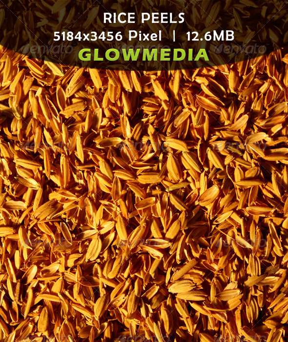 GraphicRiver Rice Peels 2447942