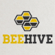 Beehive Logo Template - GraphicRiver Item for Sale