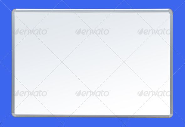 Stock Photo - PhotoDune White board 2458303