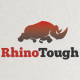 Rhino Tough Logo Template - GraphicRiver Item for Sale