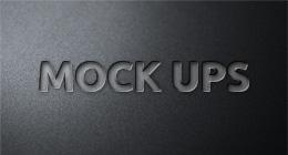 Mock Ups