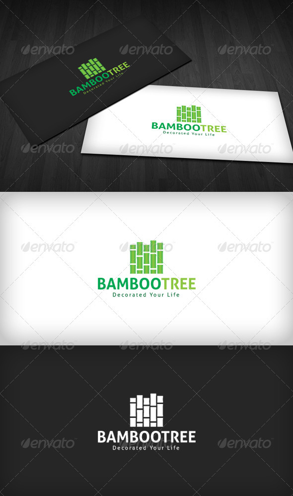 Bamboo Tree Logo