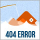 Catch the Fish - 404 Error Page - ThemeForest Item for Sale
