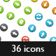Premium Arrow Icon Set - GraphicRiver Item for Sale