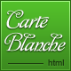 Carte Blanche – HTML Theme