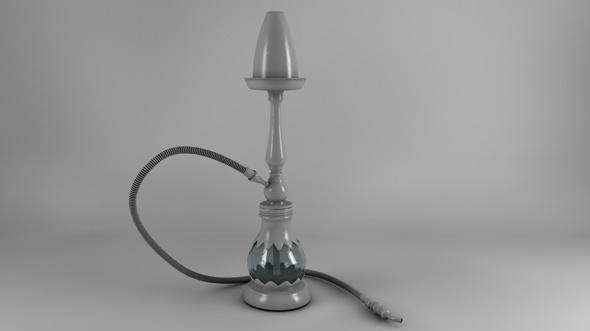 3DOcean Waterpipe Model with GI Studio 2453228