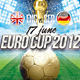 Euro Soccer Cup 2012 Flyer  - GraphicRiver Item for Sale