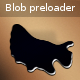 Blob preloader - ActiveDen Item for Sale