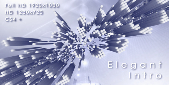 After Effects Project - VideoHive Elegant Intro 2454206