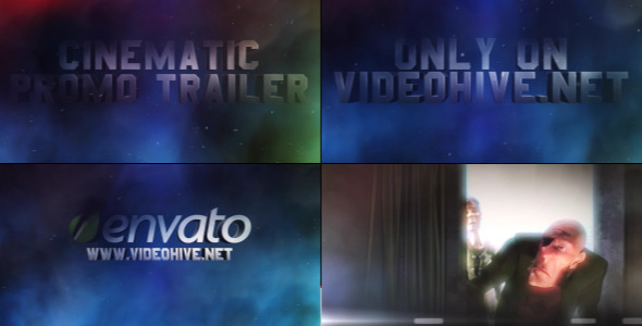 VideoHive Cinematic Promo Trailer 2454287