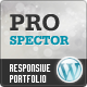 Prospector Responsive WP Template