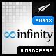 Infinity - Blog/Portfolio theme