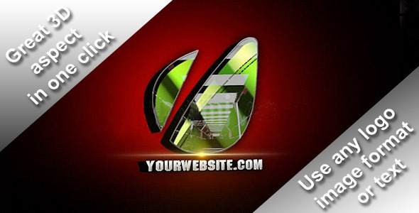 After Effects Project - VideoHive Iron Logo 2198805