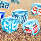 40 Realistic Ice Cube Social Icons - GraphicRiver Item for Sale