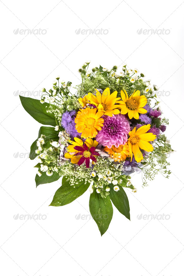 bouquet - Stock Photo - Images