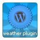 PHP & Wordpress Weather Forecast Plugin - CodeCanyon Item for Sale