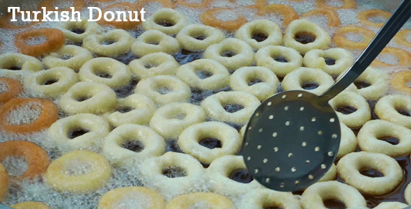 Turkish Donut 2
