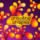 Growing Floral Shapes - ActiveDen Item for Sale