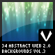34 Abstract Web 2.0 Backgrounds vol.3 - GraphicRiver Item for Sale