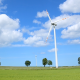 Wind Turbine On Wind Farm (3-Pack) - VideoHive Item for Sale