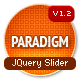 Paradigm Slider jQuery Plugin - CodeCanyon Item for Sale