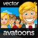 Avatoons vol.1 - GraphicRiver Item for Sale
