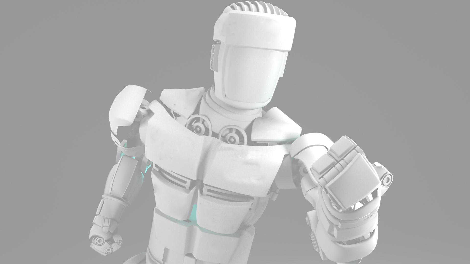 3DOcean Robot 2462732