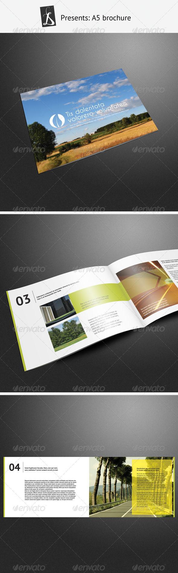 A5 Brochure 2 - Corporate Brochures