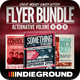 Alternative Flyer/Poster Bundle Vol. 13-15 - GraphicRiver Item for Sale
