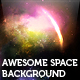 Colorful, detailed web 2.0 Space Background - GraphicRiver Item for Sale