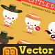 Download Vector Little Devil kit